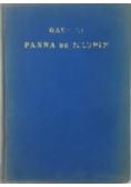 Panna de Maupin, 1930 r.