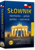 Słownik niem-pol-niem 3w1 90000 haseł+gr+zw GREG