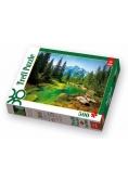 Puzzle 500 Widok na Tatry TREFL