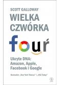 Wielka czwórka. Ukryte DNA: Amazon, Apple...