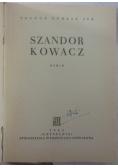 Szandor Kowacz, 1949r.