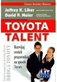 Toyota talent Tw