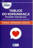 Pewny Start Poznać i zrozumieć uczucia Tablice do komunikacji Poradnik metodyczny