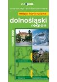 Mapa Turystyczna EuroPilot. Region Dolnośląski br