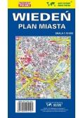 Wiedeń 1:16 000 Plan miasta PIĘTKA