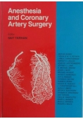 Anesthesia and Coronary Artery Surgery