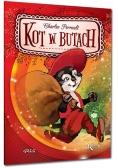 Kot w Butach kolor BR GREG