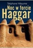 Noc w forcie Haggar