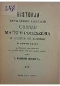 Historja słynącego łaskami obrazu Matki B. Pocieszenia w kościele OO.Jezuitów, 1929 r.
