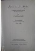 Ratsel der urwalsholle, 1938r