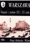 Warszawa, fotografie z przełomu XIX i XX wieku
