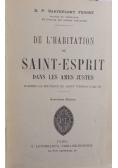 De L' Habitation Saint- Esprit, 1900 r.