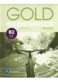 Gold Experience 2ed B2 WB PEARSON