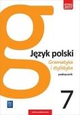 J.Polski SP 7 Gramatyka i stylistyka Podr. WSiP