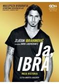 Ja, Ibra. Książka audio CD MP3