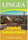 Rozmówki katalońskie ze słownikiem i gramatyką