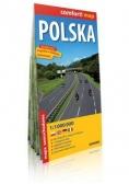 Comfort!map Polska 1:1 000 000 mapa