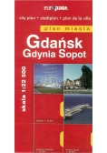 Plan Miasta EuroPilot. Gdańsk Gdynia Sopot br