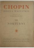 Chopin -Dzieła wszystkie  VII Nokturny,1949 r.