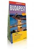 Comfort!map Budapest 1:13 000 plan miasta