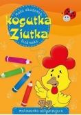 Mała Akademia kogutka Ziutka. Biedronka