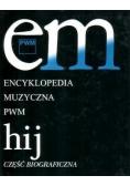 Encyklopedia muzyczna T4 H-J. Biograficzna