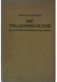 Die vollkommene ehe, 1928r.