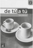 De tu a tu Libro A2-B1 + CD podręcznik metodyczny