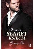Royals T.2 Sekret księcia