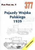 Pojazdy Wojska Polskiego 1939. Plan Pack vol. V377