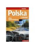 Polska - atlas samochodowy 1:500 000
