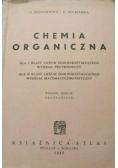 Chemia organiczna, 1947 r.