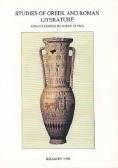 Classica Cracoviensia. Volume II. Studies of Greek and Roman literature (1996)