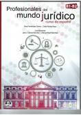 Profesionales del mundo juridico B1-B2 + materiały online