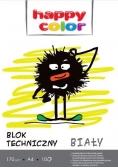Blok techniczny A4/10K Premium HAPPY COLOR