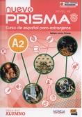 Nuevo prisma A2 Podręcznik wieloletni + CD