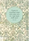 Mój dziennik - Czujniej niż wszystkiego - Turkus 2
