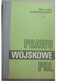 Prawo wojskowe PRL