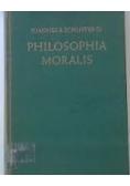 Philosophia Moralis, 1940