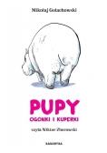 Pupy, ogonki i kuperki audiobook