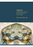 Szkice o geometrii i sztuce: gereh - geometria w sztuce islamu