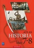 Historia Atlas 7-8