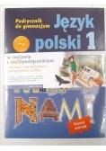 Między nami 1 Język polski Podręcznik, Nowa