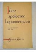 Idee społeczne Laponneraye'a
