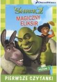 Pierwsze czytanki. Shrek2 Magiczny eliksir (poz.2)