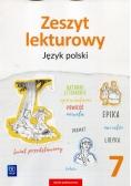 Zeszyt lekturowy Język polski 7