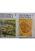 Historia Gdańska tom I-II