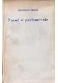 Naród w parlamencie, 1941 r.