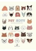 Psy i koty pod lupą naukowców