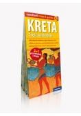 Comfort!map&guide XL Kreta Część Wschodnia 2w1